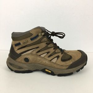 Timberland men's size 9 hiking boots leather